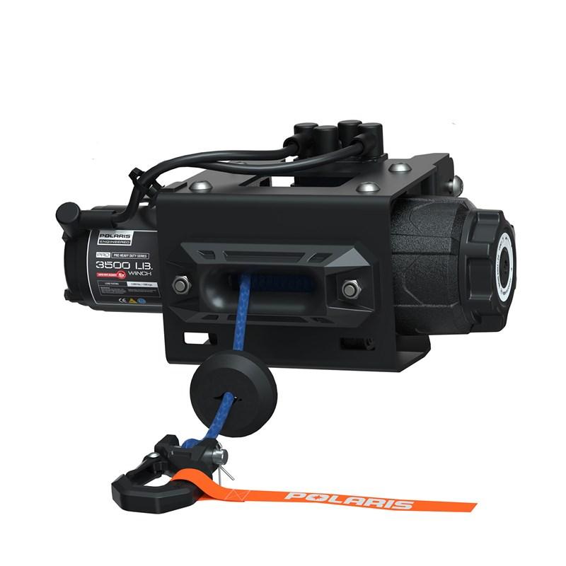 Polaris Pro HD 3500lb Winch