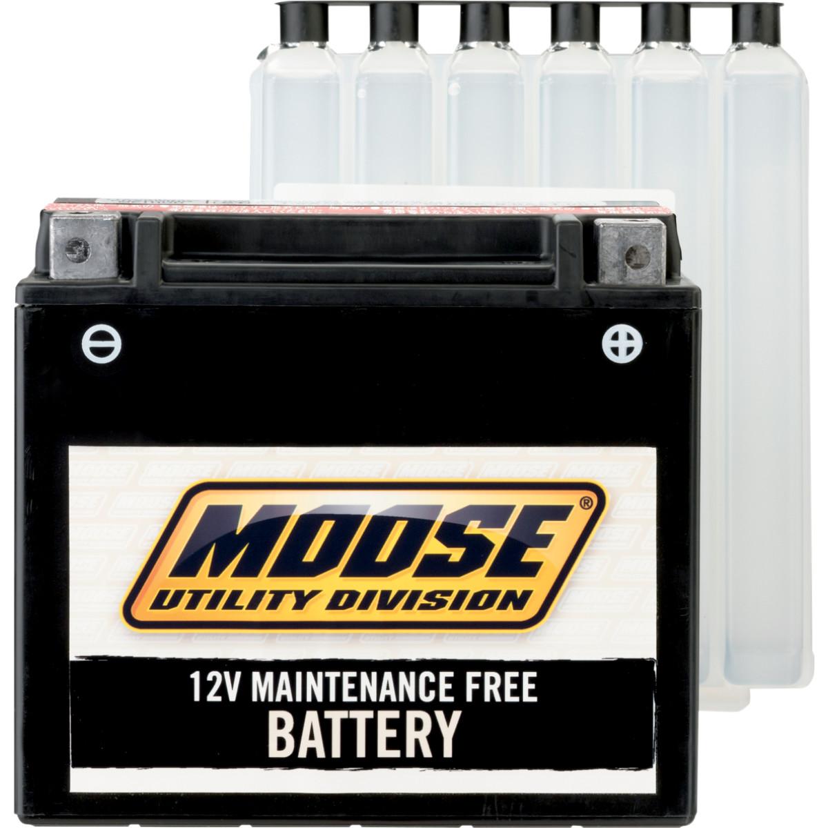 Moose AGM Batterie