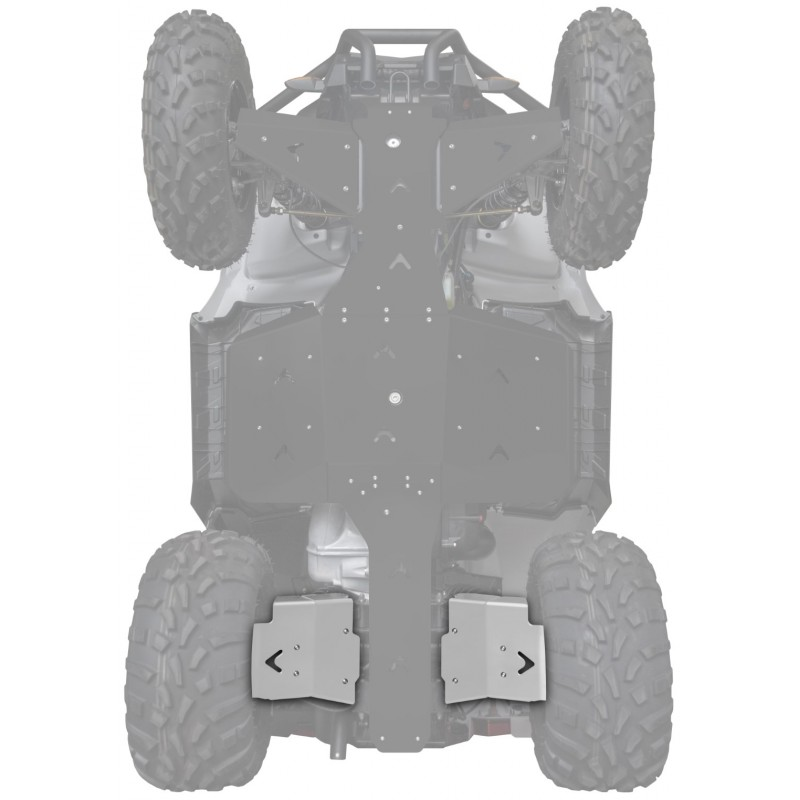 XRW Rear A-Arm Guards