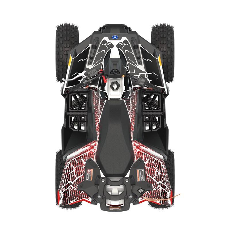 Polaris Decal Kit Indy Red