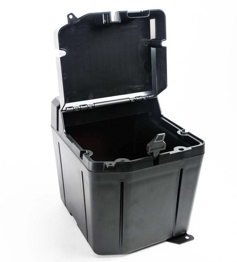 Polaris Under Seat Dry Storage