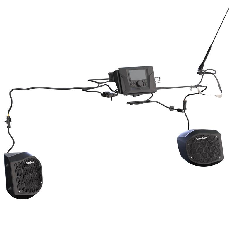 Polaris Stage 1 Audio Kit