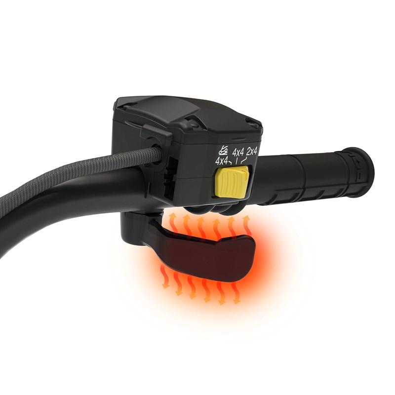 Polaris Throttle/ Thumb Warmer