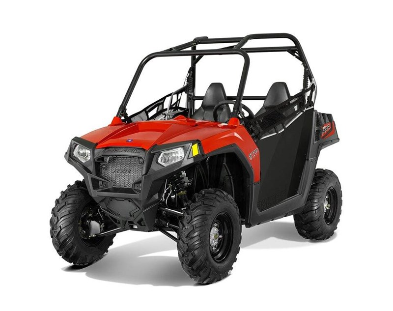 Polaris Half Doors with Top Nets
