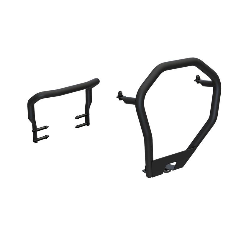 Polaris Front & Rear Brushguard Set