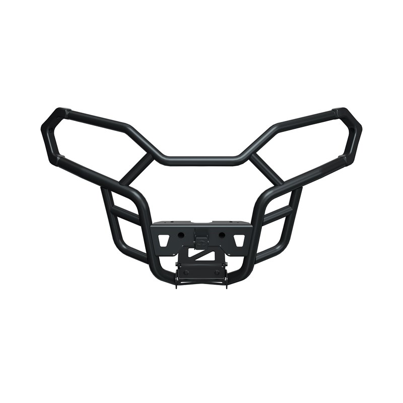 Polaris HD Front Brushguard with Hitch