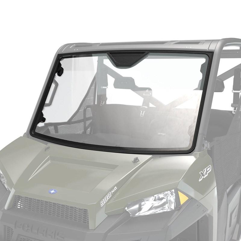Polaris Full Windshield - Glass
