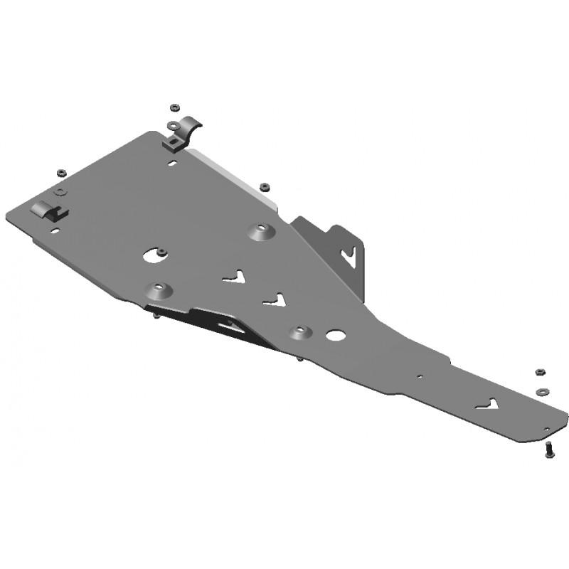 XRW Skid Plate Alu