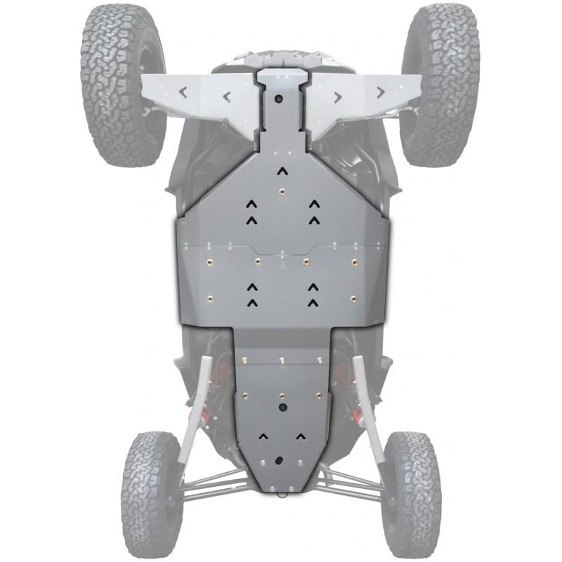 XRW Skid Plates Kit