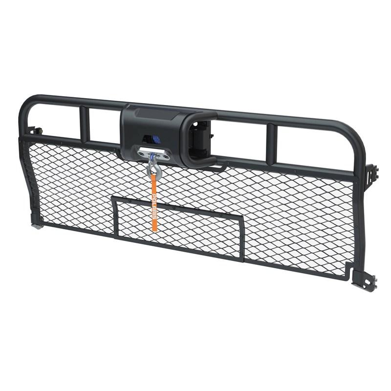 Polaris Cargo Bed Rear Winch